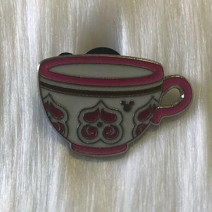 🔮 5/$25 Disney Mad Tea Party Tea Cup Pin